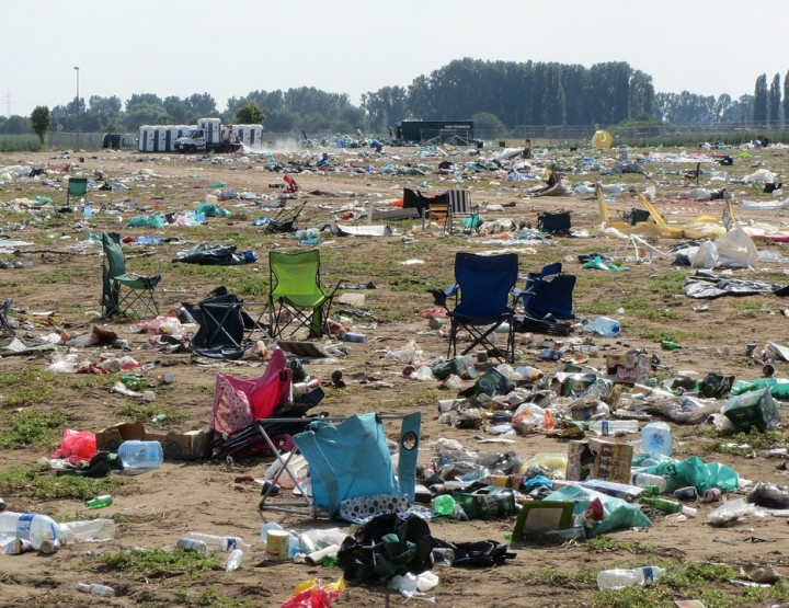 Die besten Festival-Überlebenstipps