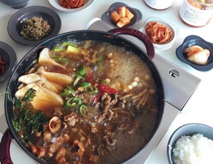 Entdeckt die koreanische Küche mit Instagram