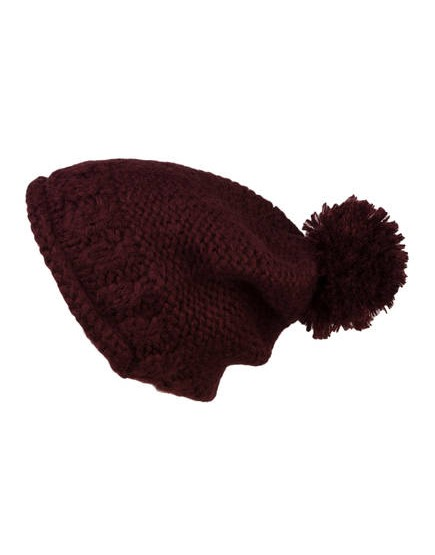 DARLING HARBOUR knitted cap