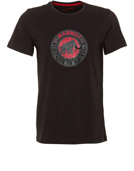 MAMMUT T-Shirt - Schwarz
