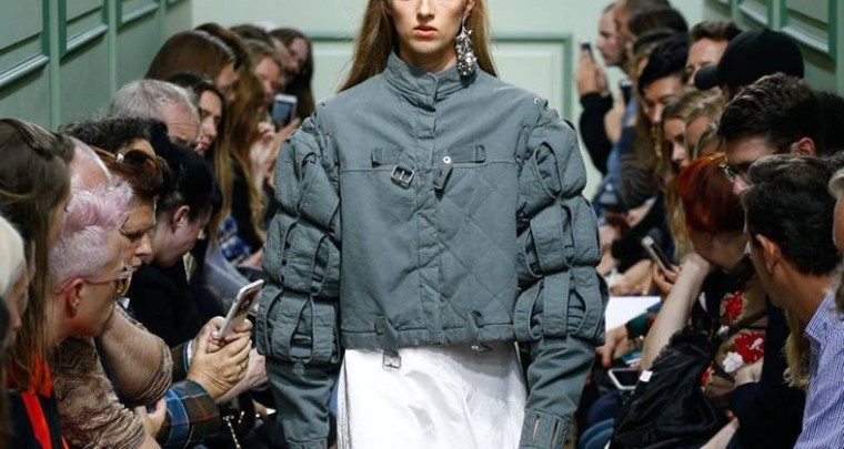 Trends von der London Fashion Week