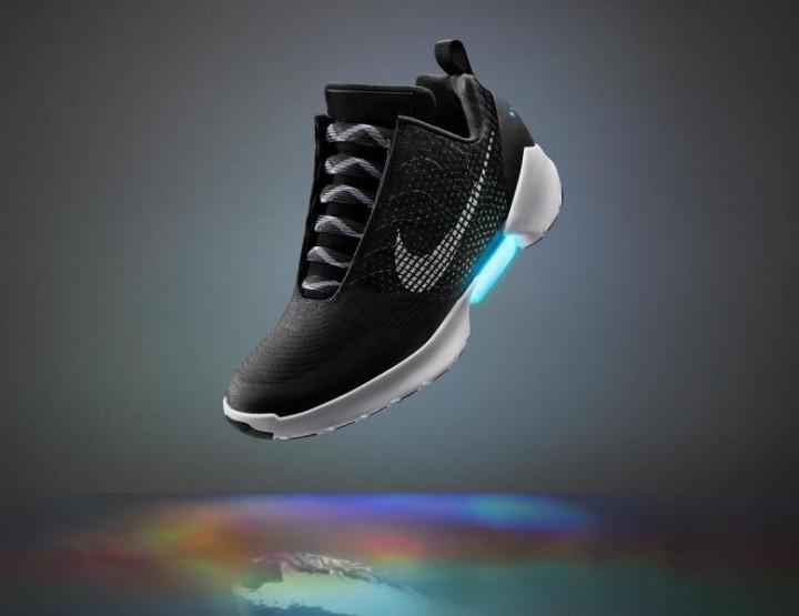 Zurück in die Zukunft mit Nike – Die selbstschnürenden Schuhe Hyper Adapt 1.0