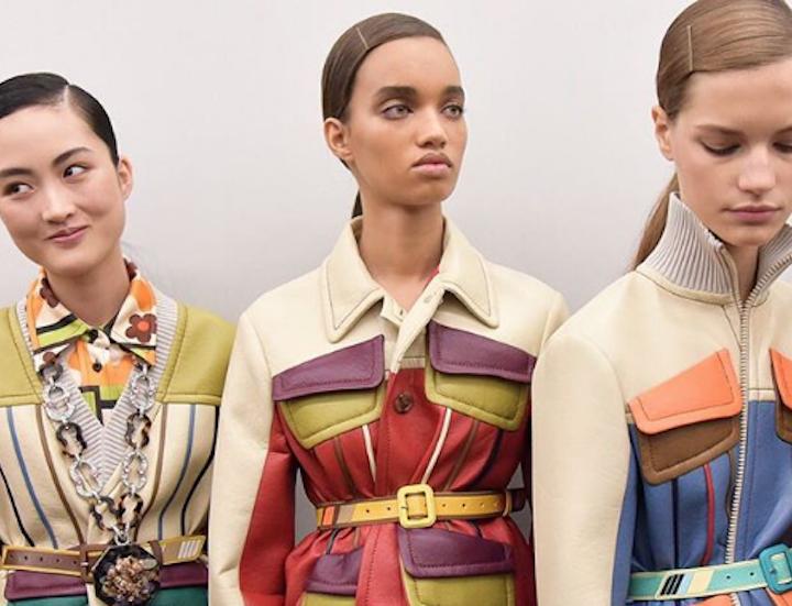 Settimana di moda di Milano: Lezioni di bellezza 5 per scrivere