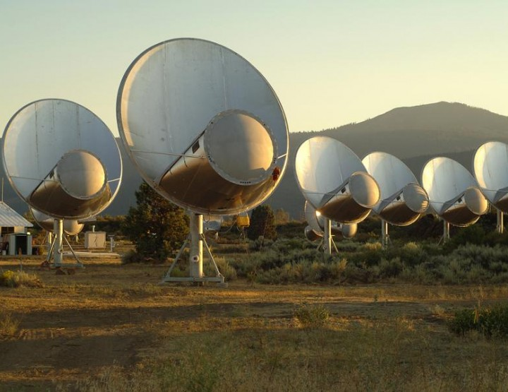 SETI untersucht Signal aus dem All