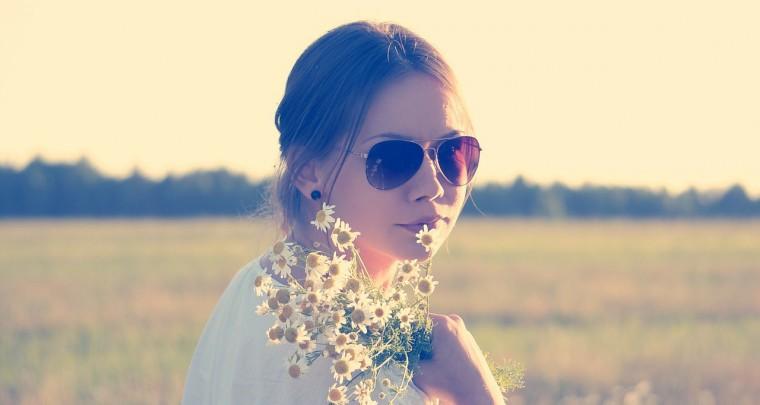 Welche Farbe für die Sonnenbrille?