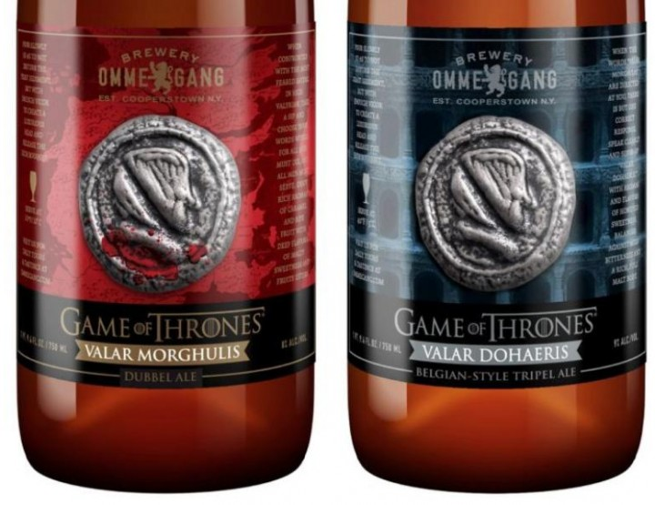 Das neue Game of Thrones Bier: Valar Dohaeris Tripel Ale