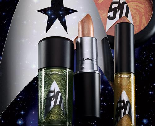 Die MAC Star Trek Kollektion !
