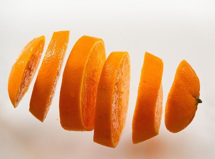 Adiu à a buccia d'aranciu!