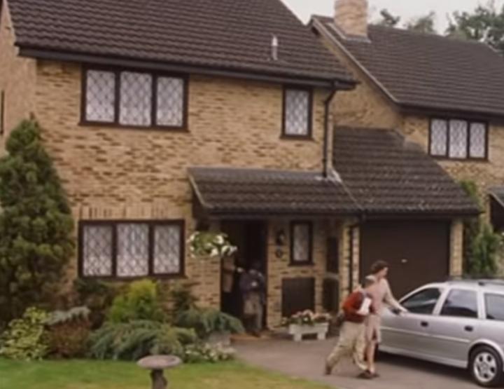 Leben wie Harry Potter - Haus der Dursleys zu verkaufen