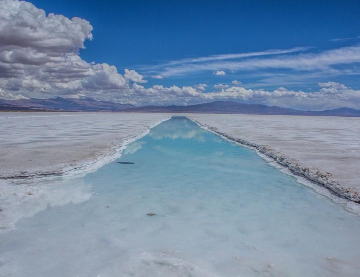 Utahs großer Salzsee