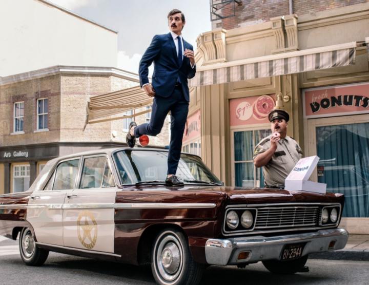 Über Anzüge, Queen und die coolste Kampagne des Sommers