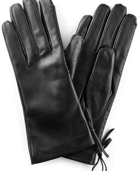 Soft nappa gloves