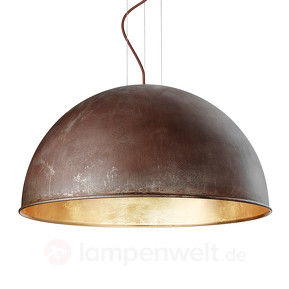 Country rustic style hanging lamp Galile
