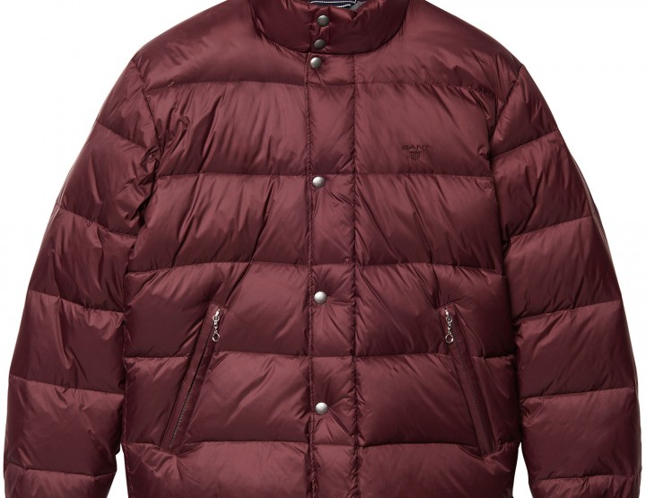 GANT Jacket Lightweight Down Men's (L) - Rossu