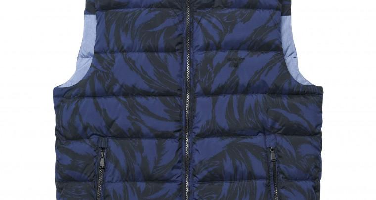 GANT Abbigliamento maschile Down (M) - Blu