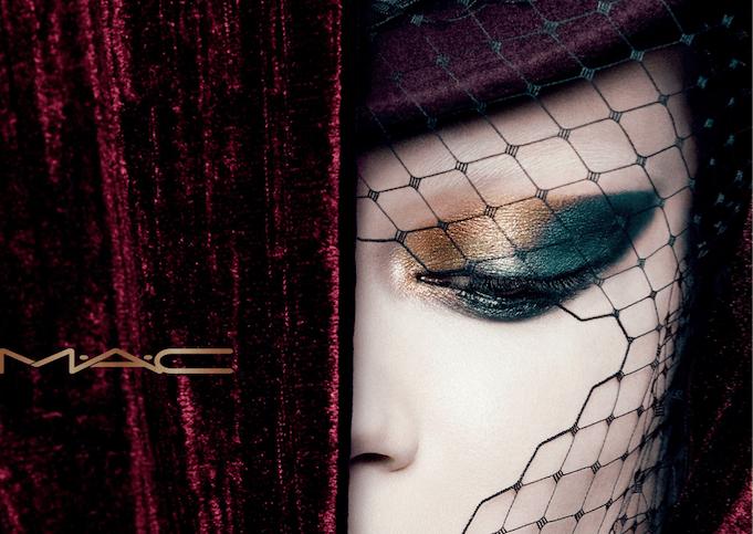 Rivoluzione di bellezza: Ombra magnetica d'ochji da MAC