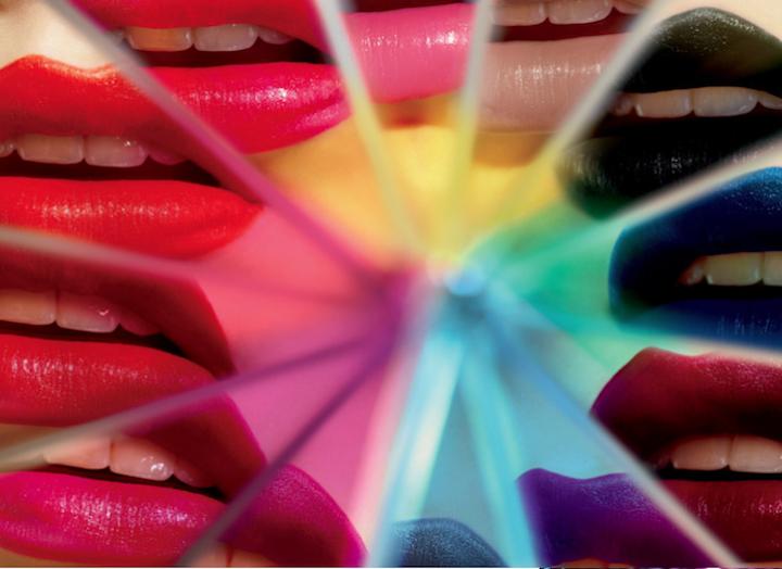 Schmale Lippen größer schminken
