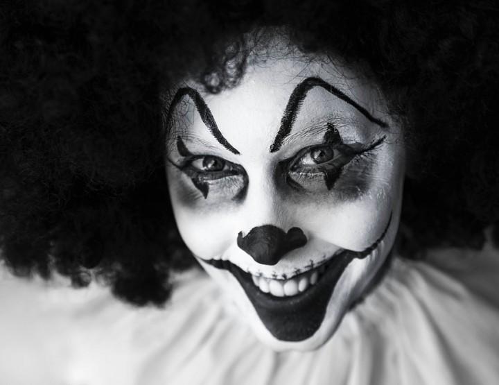 Horror-Clowns in Deutschland! Gefährlicher Trend zu Halloween