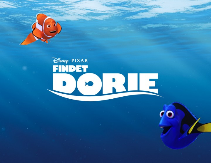 Haihappen-Uhaha! Findet Dorie stürmt die Kino Charts