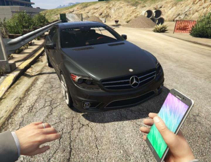 GTA 5 – Modder nutzt Samsung Galaxy Note 7 als Haftbomben