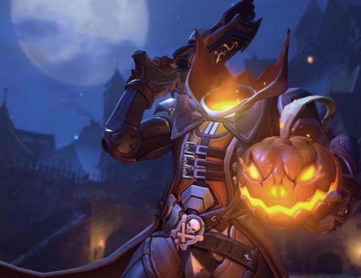 Der Overwatch Halloween Horror beginnt