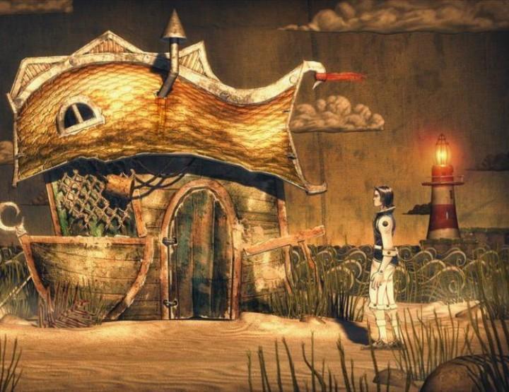 Backdrop: Ein Märchen als virtuelles Theaterstück