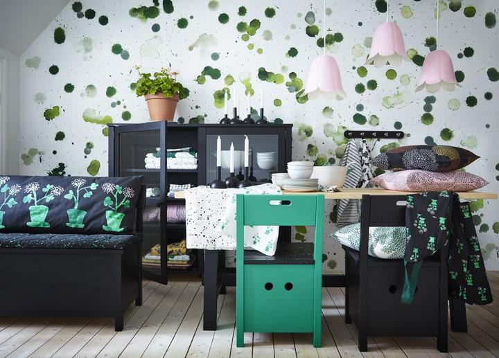 Aus Klein mach Groß - IKEA schafft Stauraum
