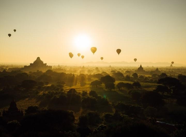 Myanmar - die unberührte Perle Asiens