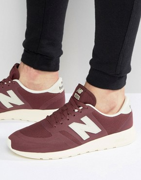 New Balance - 420 Revlite MRL420BG - Sneakers in Rot