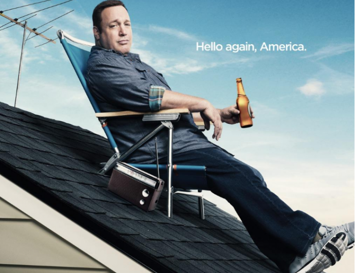 Kevin Can Wait - Neues von Kevin James