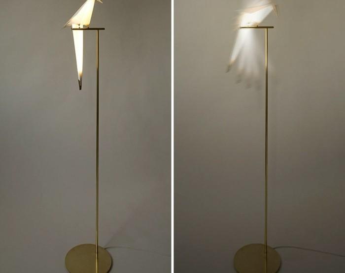 Origami Lampen von Umut Yamac