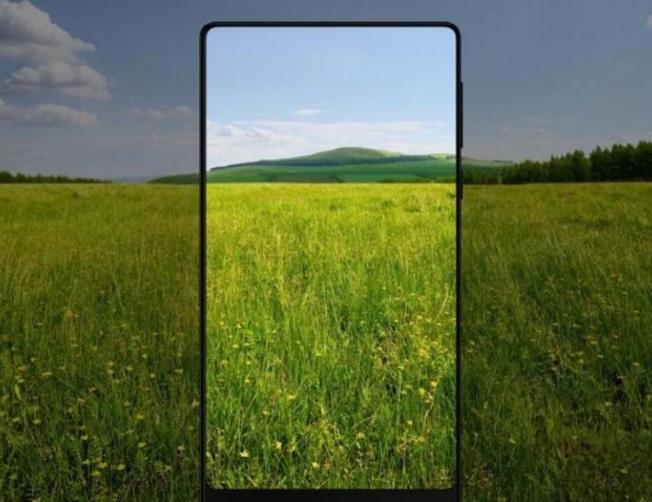 Randloses Display – Die Zukunft der Smartphones?