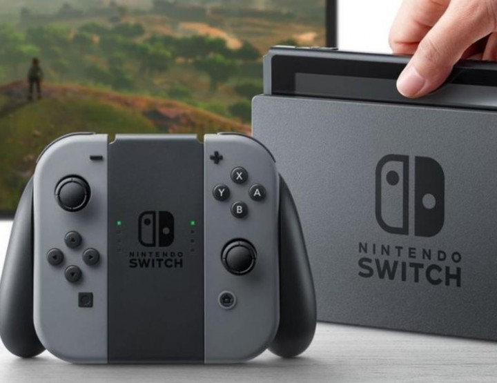 Nintendo Switch – Vorschau zur neuen (Handheld-)Konsole