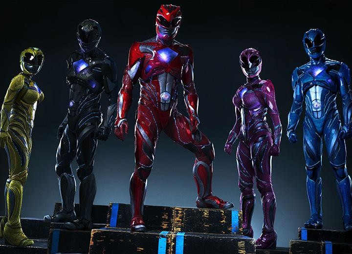 Power Rangers: Trailer zum neuen Film