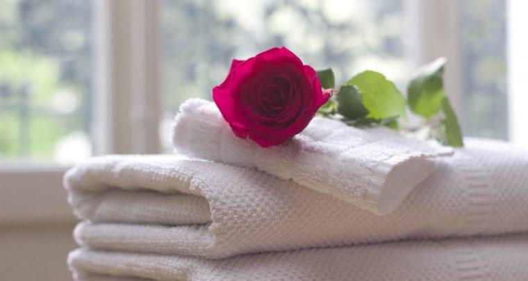 Verwöhn' deinen Körper und Geist mit einem DIY Rosenblütenbad
