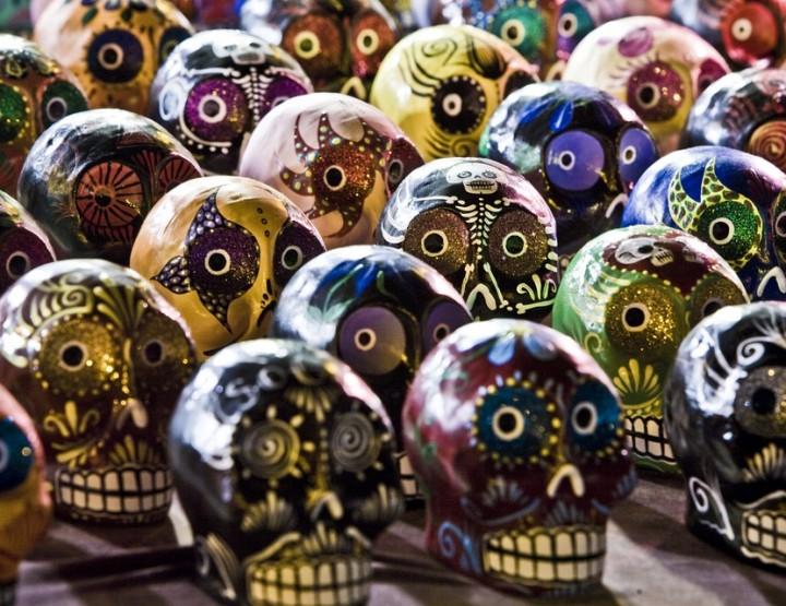 Dia de los muertos - Traditionen des mexikanischen Festes