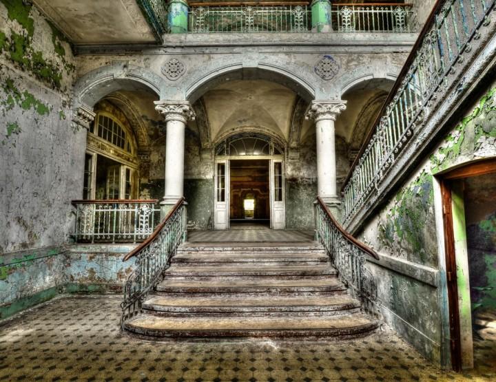 Beelitz-Heilstätten: Ausflugstipp zu Halloween