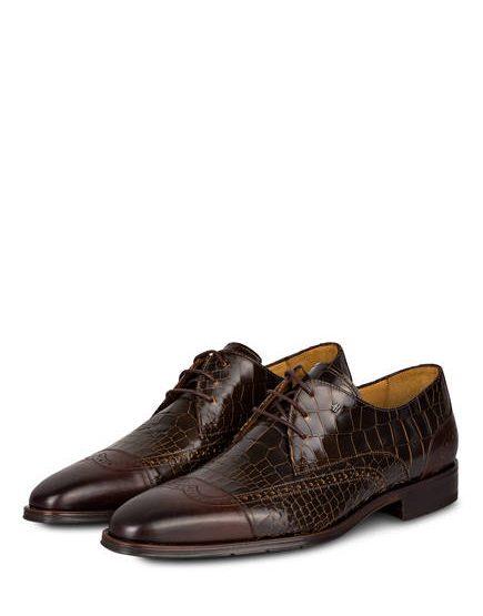 van Bommel scarpa in lace