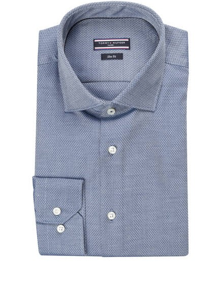 TOMMY HILFIGER shirt slim-Fit