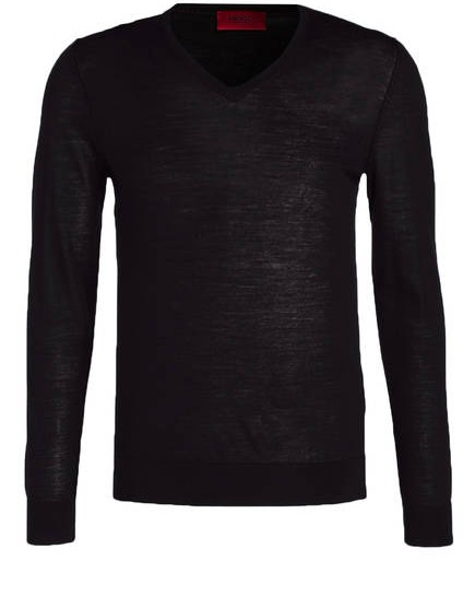 HUGO  New wool knitted pullover SAN CARLO