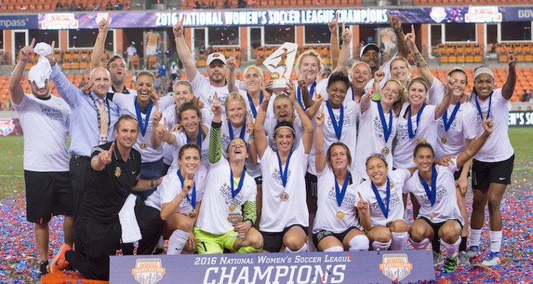 Die Frauen-Fußballnationalmanschaft USWNT aus den Staaten
