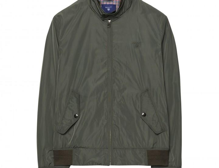 GANT men's cruise jacket - green