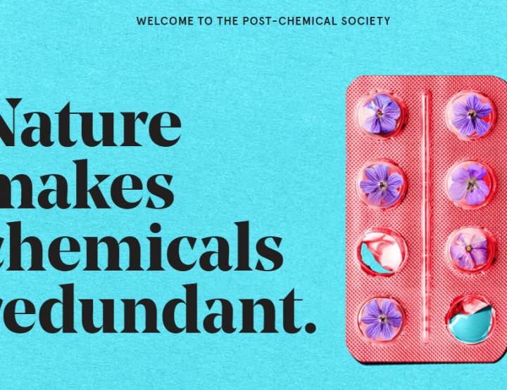 Willkommen in der Post-Chemical Society