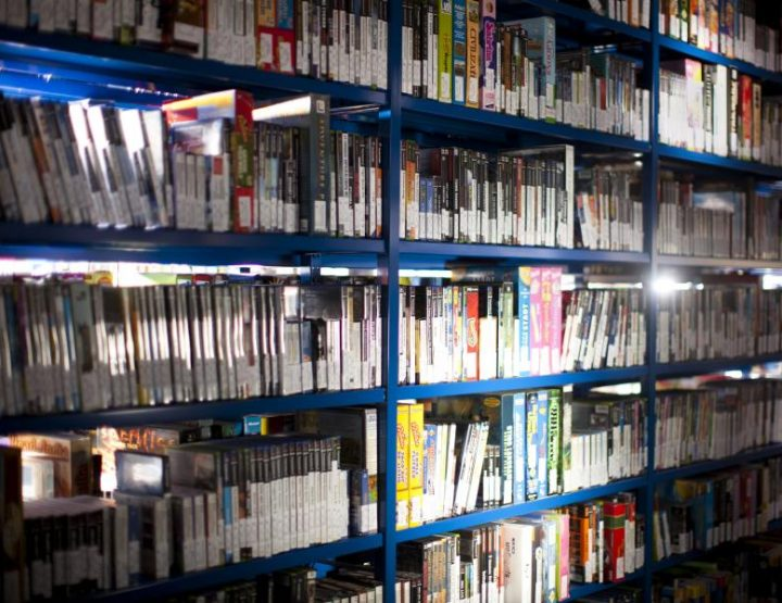 The largest videogames collection worldwide, soon in Germany