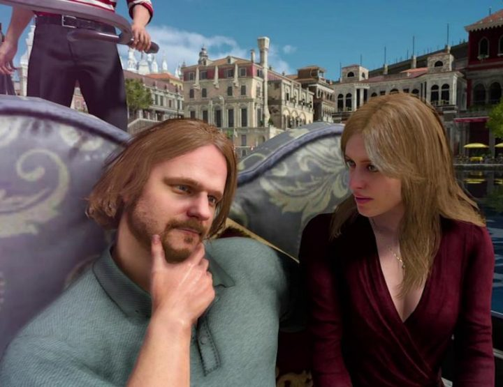 Lets Player Gronkh und Pandorya in Final Fantasy XV verewigt