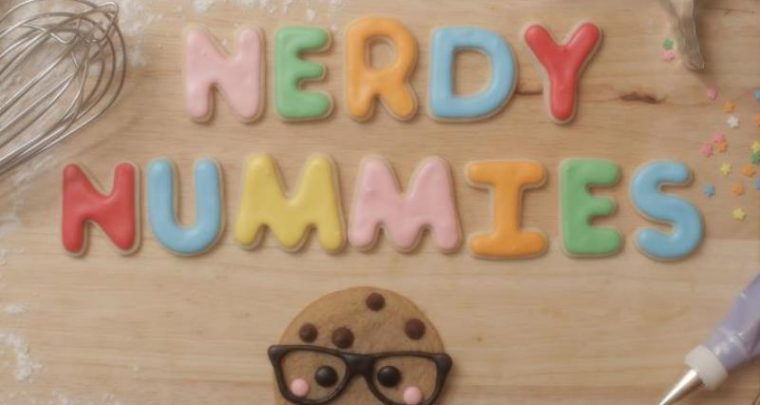 Nerdy Nummies - Creative bake ideas on youtube