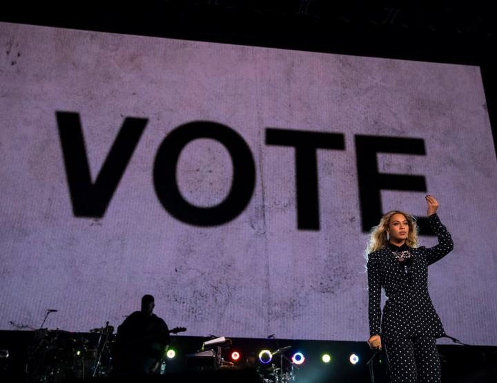 Wie Promis die US-Wahl beeinflussen