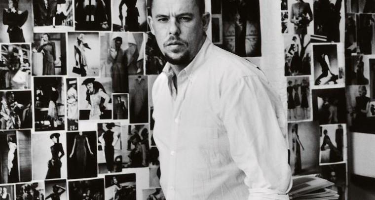 Alexander McQueen auf der Leinwand
