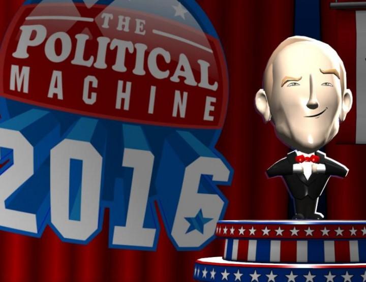 The Political Machine 2016 – Werde selbst Präsident!