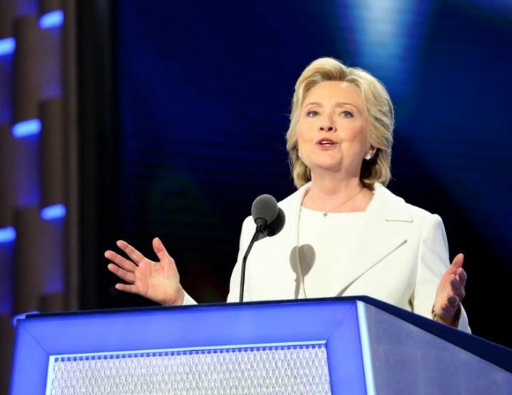 Hillary und die Mode